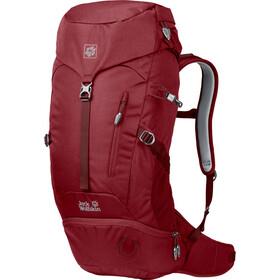 Jack Wolfskin Astro 30 Plecak czerwony